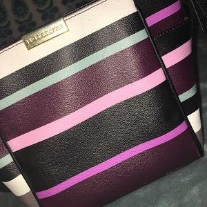 Multi-color purple purse 👛
